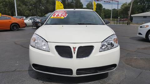 2008 Pontiac G6 for sale in Hammond, IN