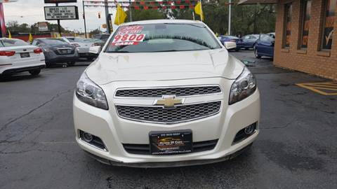 2013 Chevrolet Malibu for sale in Hammond, IN