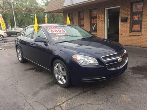 2011 Chevrolet Malibu for sale in Hammond, IN