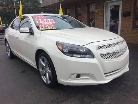 2013 Chevrolet Malibu for sale in Hammond, IN