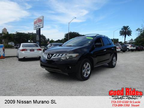 2009 Nissan Murano for sale in Port Saint Lucie, FL