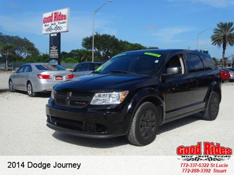 2014 Dodge Journey for sale in Port Saint Lucie, FL