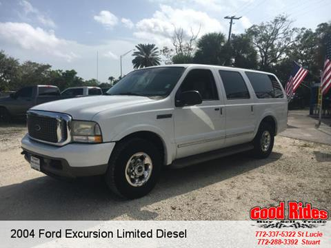2004 Ford Excursion for sale in Port Saint Lucie, FL