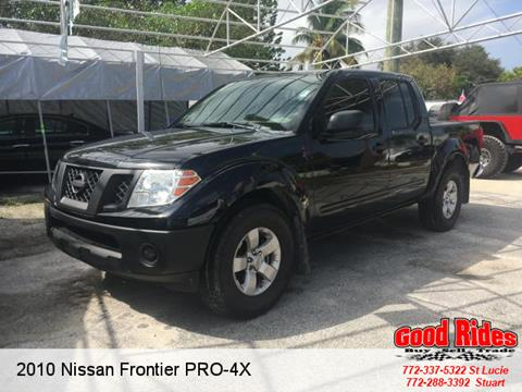 2010 Nissan Frontier for sale in Port Saint Lucie, FL