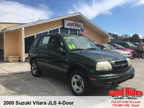 2000 Suzuki Vitara for sale in Port Saint Lucie, FL