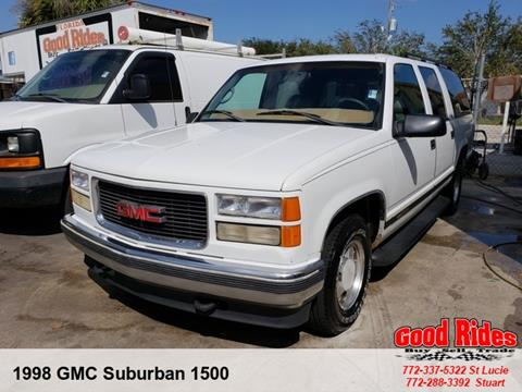 1998 GMC Suburban for sale in Port Saint Lucie, FL
