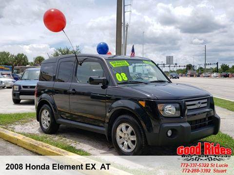 2008 Honda Element for sale in Port Saint Lucie, FL