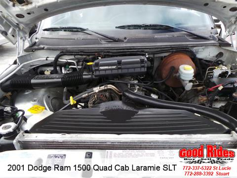 2001 Dodge Ram Pickup 1500 for sale in Port Saint Lucie, FL