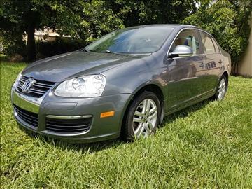 2007 Volkswagen Jetta for sale in Miami, FL