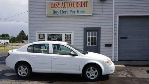 2006 Chevrolet Cobalt for sale at EASY AUTO CREDIT in Van Wert OH