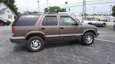 1997 Chevrolet Blazer for sale in Van Wert, OH