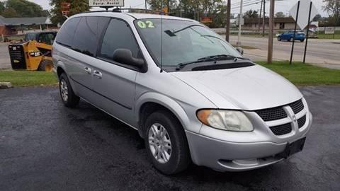 2002 Dodge Grand Caravan for sale in Van Wert, OH