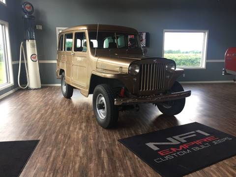 1950 Jeep Willys for sale in North East, PA