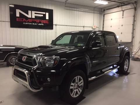 2012 Toyota Tacoma for sale in North East, PA