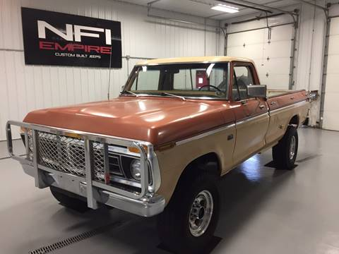 1976 Ford F-250 for sale in North East, PA