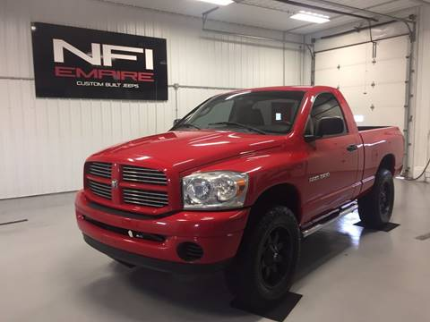 2007 Dodge Ram Pickup 1500 for sale in North East, PA