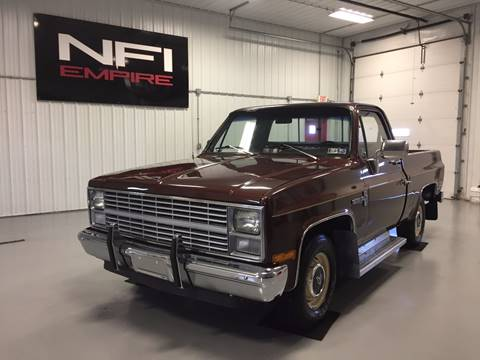 1983 Chevrolet C/K 10 Series for sale in North East, PA