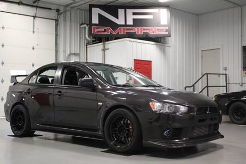 2008 Mitsubishi Lancer Evolution for sale in North East, PA