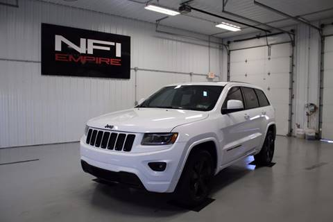 2014 Jeep Grand Cherokee for sale in North East, PA