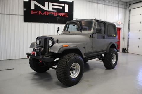 1979 Jeep CJ-7 for sale in North East, PA