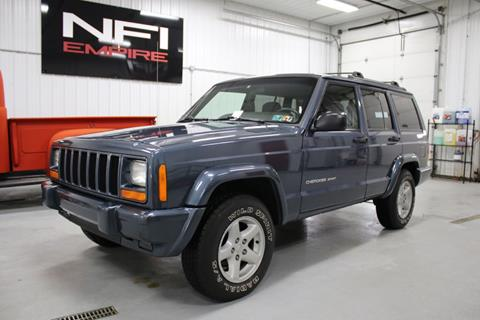 2001 Jeep Cherokee for sale in North East, PA