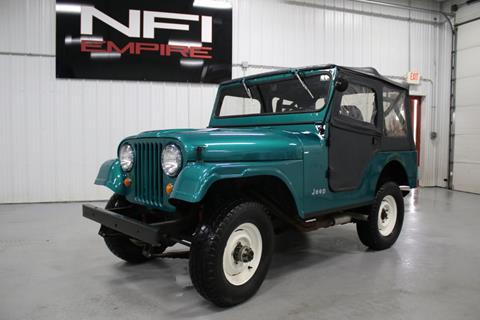 1968 Jeep CJ-5 for sale in North East, PA