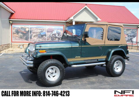 1994 Jeep Wrangler for sale in North East, PA