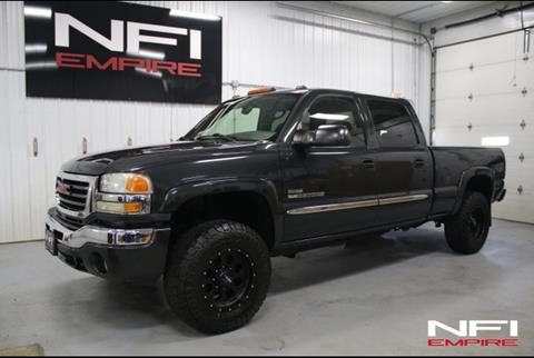 2005 GMC Sierra 2500HD for sale in North East, PA