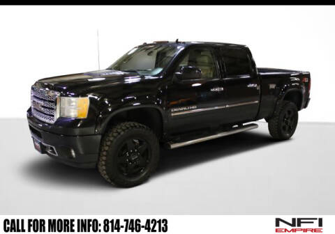 2014 GMC Sierra 2500HD Denali for sale at NFI Empire in North East PA