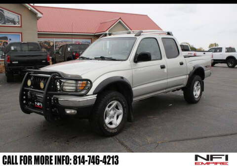 2002 Toyota Tacoma for sale in North East, PA
