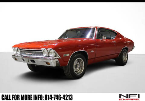 1968 Chevrolet Chevelle for sale at NFI Empire in North East PA