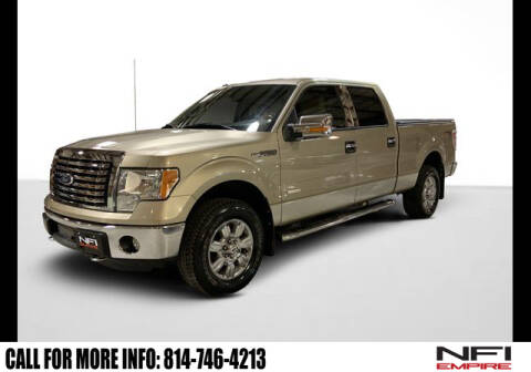 2012 Ford F-150 XLT for sale at NFI Empire in North East PA