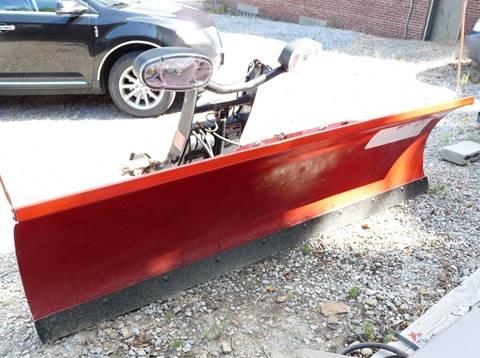 2010 Boss Snow Plow 9 Ft for sale in Bridgeville, PA