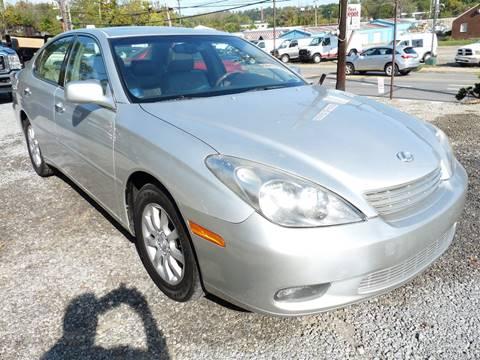2002 Lexus ES 300 for sale in Bridgeville, PA