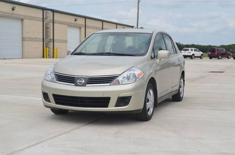 2008 Nissan Versa for sale at TEXAS SHOWCASE in Houston TX
