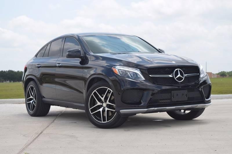 2016 Mercedes Benz GLE For Sale At TEXAS SHOWCASE In Houston TX