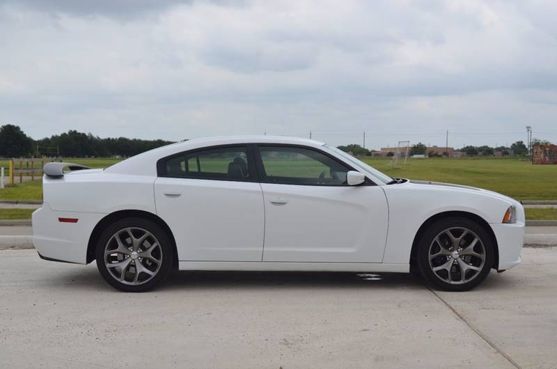 2012 Dodge Charger for sale at TEXAS SHOWCASE in Houston TX