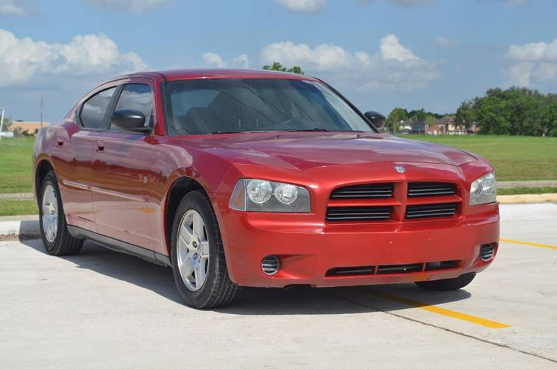 2007 Dodge Charger for sale at TEXAS SHOWCASE in Houston TX