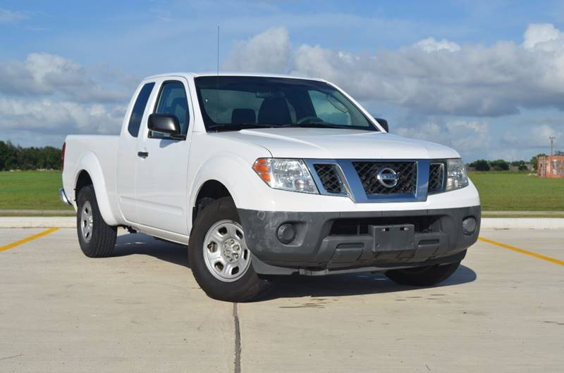 2010 Nissan Frontier for sale at TEXAS SHOWCASE in Houston TX