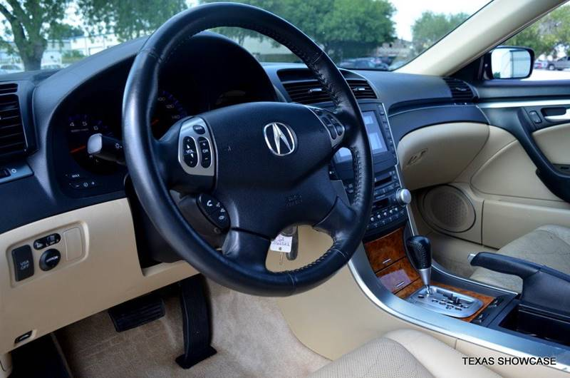 2006 Acura TL for sale at TEXAS SHOWCASE in Houston TX