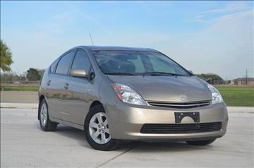 2009 Toyota Prius for sale at TEXAS SHOWCASE in Houston TX