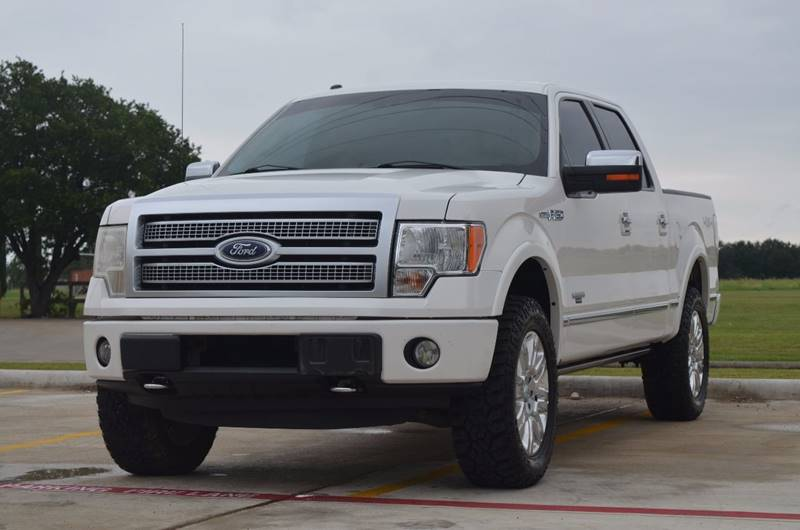 2012 Ford F-150 for sale at TEXAS SHOWCASE in Houston TX