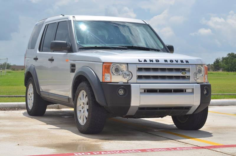 2005 Land Rover LR3 for sale at TEXAS SHOWCASE in Houston TX