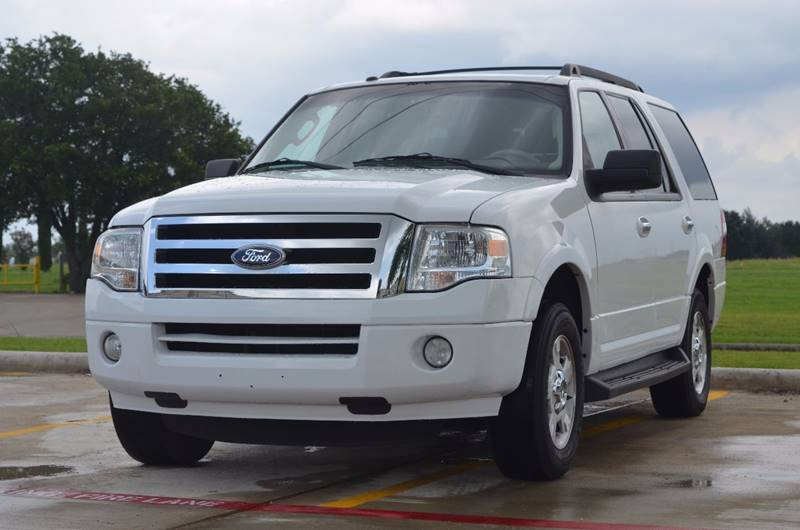 2011 Ford Expedition for sale at TEXAS SHOWCASE in Houston TX