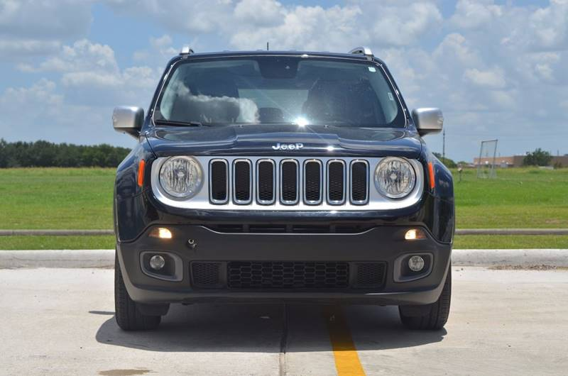 2016 Jeep Renegade for sale at TEXAS SHOWCASE in Houston TX