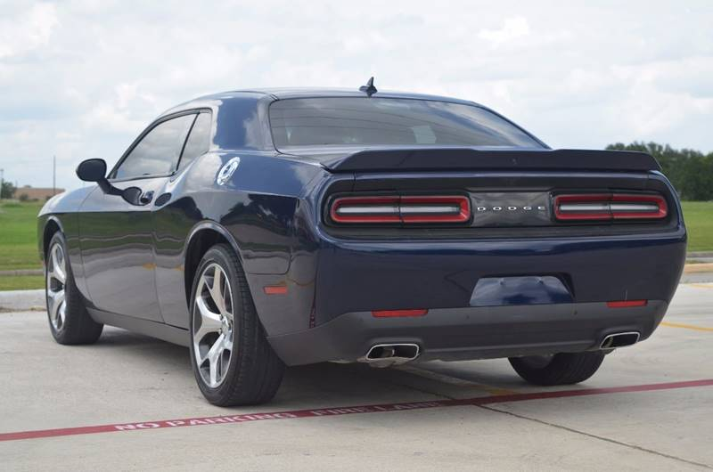 2015 Dodge Challenger for sale at TEXAS SHOWCASE in Houston TX