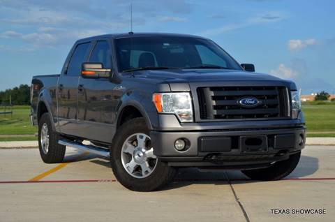 2010 Ford F-150 for sale at TEXAS SHOWCASE in Houston TX