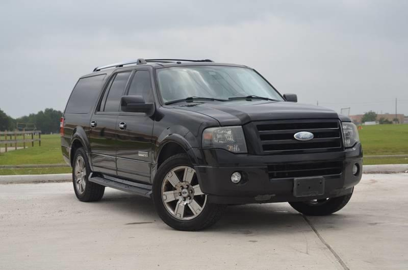 Ford Expedition El For Sale At Texas Showcase In Houston Tx