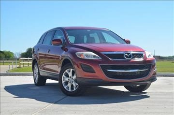 2011 Mazda CX-9 for sale at TEXAS SHOWCASE in Houston TX