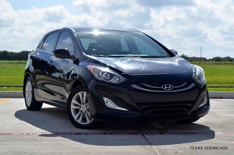 2013 Hyundai Elantra GT for sale at TEXAS SHOWCASE in Houston TX